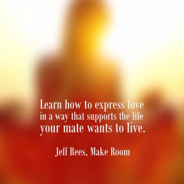 Inspirational Jeff Rees